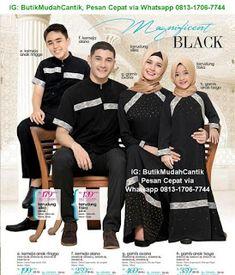 Butik Baju Muslim Terbaru 2018: Gamis Sarimbit Keluarga Muslim Fashion, Hijab Fashion, Fashion Outfits, Womens Fashion, Casual Hijab Outfit, Family Set, Baby Dress, Couples, Families