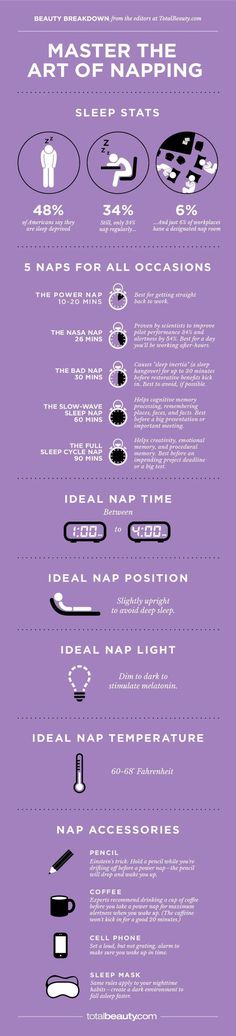 Consider supplementing your nightly rest with naps. get better sleep, sleeping tips