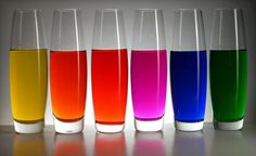 150ml water dye in six colors. Not harmful to the environment. $5.99 each.
