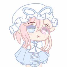 Cute Animal Drawings Kawaii, Kawaii Drawings, Cute Drawings, Cute Anime Character, Character Outfits, Cute Wallpaper Backgrounds, Cute Wallpapers, Club Hairstyles, Cartoon Art Styles