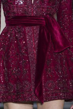 Zuhair Murad Fall 2018 Couture Fashion Show Details. All the Fall 2018 Couture fashion shows from Paris Couture Fashion Week in one place. Couture Fashion, Runway Fashion, Fashion Show, Fashion Outfits, Fashion Weeks, Women's Fashion, Nice Dresses, Short Dresses, Civil Wedding Dresses