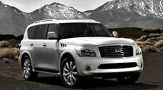 Exterior design of 2014 infiniti qx56 is having LED light and power folding mirrors in the both side. It is designed wider than the previous design of infniti qx series. The stiffness of the car makes the car produce no vibration at all. The strong design of the car is shown in the whole wheels and tires used in the car.