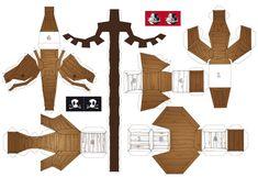 Chickenbus, Wasserwerfer, Trojanisches Pferd - 3a3 Grafikdesign