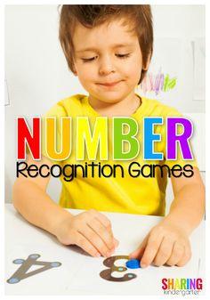 Number Recognition G