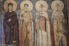 Santa Maria Antiqua-11 | Laudetur Jesus Christus