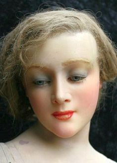 Mannequin de vitrine, 1920.