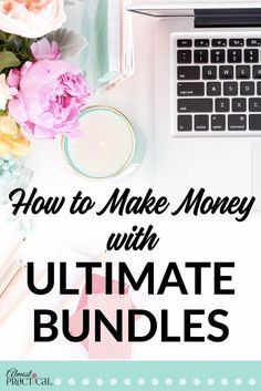 How to become an Ultimate Bundles affiliate and make money from your blog.