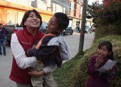 Fin al turismo electoral: Delfina Gómez
