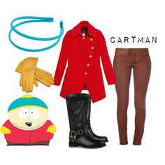 """""""Eric Cartman"""" by jsglick on Polyvore"""