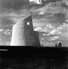 Capela do Palácio da Alvorada, 1962. Foto: Marcel Gautherot/IMS