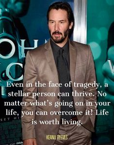 Allyson Johnson Full Of Faith Framed Wall Art Poster Print White - Deny Designs 22 Keanu Reeves Quotes about Life and ♥️ - Winspira Powerful Quotes, Wise Quotes, Success Quotes, Great Quotes, Quotes To Live By, Motivational Quotes, Inspirational Quotes, Brainy Quotes, Keanu Reeves Zitate