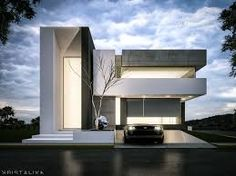 Image result for modern minimalist 2 storey house facade images