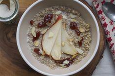 Spiced Quinoa Porridge