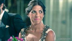 Miradas con emoción, durante la ceremonia #emociones #boda #romantica #fotografiaboda