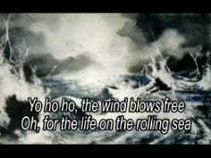 The Eddystone Light - The Weavers - (Lyrics)