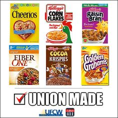 UFCW, Union Made