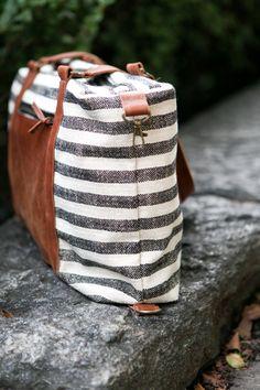 TRUE BIAS: It's a Cinch! Tote pattern