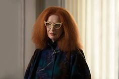 Frances Conroy as Myrtle on 'American Horror Story: Coven'