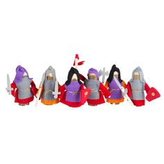 Find toys and gifts for the whole family, like steadfast knights- red at Nova Natural. Female Farmer, Natural Toys, Family Set, Toy Craft, Easter Bunny, Dolls, Knights, Nova, Babies