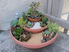50 beautiful diy fairy garden design ideas (33) #gardeningdesign  #GardeningDesign