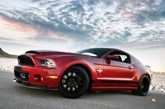 Shelby unveils 2013 GT500 Super Snake Widebody | Mustangs Daily