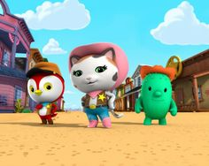 'Sherriff Callie's Wild West' Debuts January 20 | Animation World Network