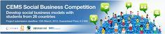Social Business / Social Entrepreneurship competition! Check it out!
