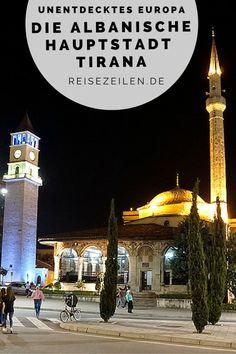 In den Top-Listen attraktiver europäischer Städte wirst Du Tirana (noch) vergeblich suchen. Aber die albanische Hauptstadt ist im Wandel Richtung Zukunft.