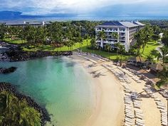 Fairmont Orchid Hotel-Hawaii