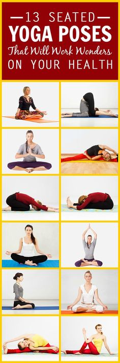 Well, there are a few seated yoga poses that can help you out! Want to know more about yoga and its effective seated poses? Read the post!