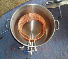 HERMS mash system home brew
