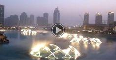 Dubai Fountains to Whitney Houston