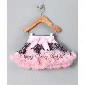 Oopsy Daisy Baby Pink Cheetah Pettiskirt Baby Girl Skirt  0-12M - SophiasStyle.com