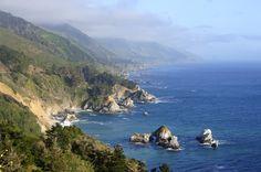California coast, a great trip to be repeated: Carmel, San Simeon, Hurst Castle, love love love