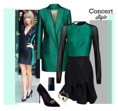 """""""Concert Style: Taylor Swift"""" by dianefantasy ❤ liked on Polyvore"""