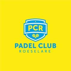 Padel Club | MAISTER creative service unit | See more @ www.maister.be | Logo | Branding | Logo Design