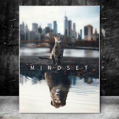 Wall Canvas Decoration for Living Room , Painting lion or cat, Tiger in heart, Home Decoration, Movie Poster, Cuadros Modernos