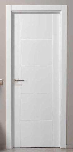 Puertas Lacadas : Puerta lacada B526