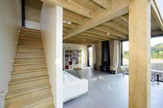 Schipper Douwes Architectuur // Interieur woonhuis Haaksbergen