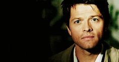Dead again. | Community Post: Can You Make It Through These 25 Castiel GIFs…