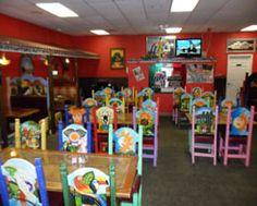 La Fuente Mexican Restaurant: Super cute decor