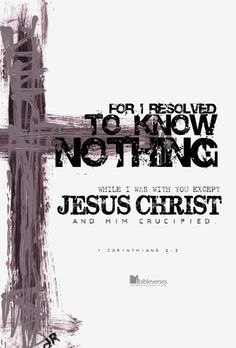 Learn to Know Christ and Him Crucified – St. Peter's ...