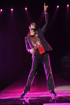 Michael Jackson, This is It rehearsals, June 2009