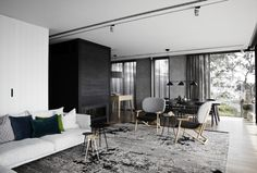 The best residential interior decoration of 2015: Whiting Architects for The Strand, Vic