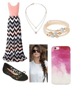 """""""Night Out"""" by pam-casner on Polyvore featuring Chicnova Fashion, POP, Michael Kors, sweet deluxe and Milly"""