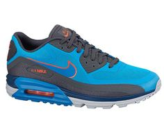 new concept 8ea9b 94c15 Nike Air Max Lunar 90 Blue Lagoon Dark Grey (705302-400) - RMKstore