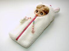 Cute Overload Bunny Sleepsack | Pinkkisfun | Flickr