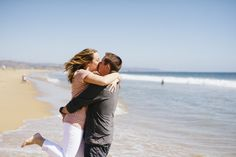 couples session // california // california photographer // love // love story // video // floral dress // palm trees // beach photos // husband and wife // destination photographer