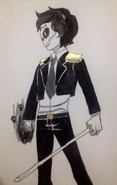 this is marco not bipper, but he is a demon