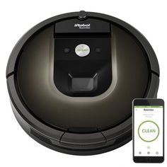 Shop a great selection of iRobot Roomba 980 Wi-Fi Connected Vacuuming Robot. Find new offer and Similar products for iRobot Roomba 980 Wi-Fi Connected Vacuuming Robot. Iphone App, Cyber Monday, Top Tech Gifts, Best Vacuum, Amazon Home, Amazon Echo, Floor Care, Works With Alexa, Hard Floor